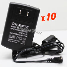LOT 10 AUTHENTIC AC Adapter YS35-3601000U 36V 1A for US Plug CND LED Lamp 90200