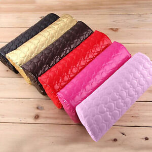 SOFT NAIL ART PILLOW HAND HOLDER CUSHION ARM REST SUPPORT PAD MANICURE TOOL UK