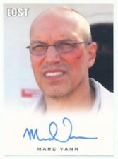 """MARC VANN """"RAY AUTOGRAPH CARD"""" LOST ARCHIVES"""