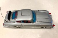 007 Aston Martin DB5 James Bond Tin Battery Car  Original Box 1965 Japan Gilbert