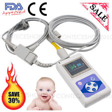 CONTEC Neonatal Infant Child Pulse Oximeter SPO2 Pulse heart Rate Machine FDA CE