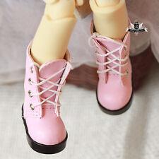1/6 BJD Shoes Yosd Boots Dollfie DREAM DOD SOOM MID Luts Dollmore AOD Pink Shoes