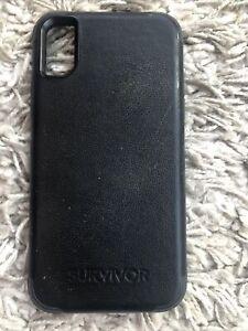 Griffin Survivor Prime Case for iPhone X
