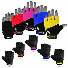 Men's Leather Cycling Gloves & Mitts