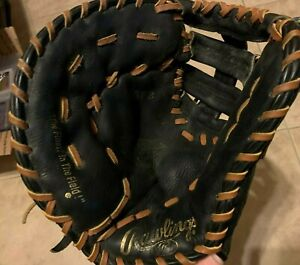 "Rawlings RSFB 12"" Renegade Baseball Glove Left Handed Thrower LHT First Base"
