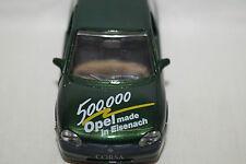 GAMA OPEL Corsa B Sondermodell 500.000 Opel Made in Eisenach  1/43