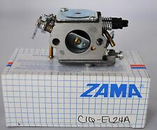 Genuine Oem Zama C1Q-El24 carburetor for String Trimmers Pole Saws Edger etc.