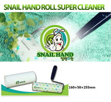 Washable Sticky Adhesive Roller Cleaner Remover Hair Pets Anti Dust Mite Sweeper