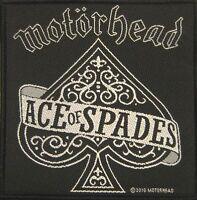 """MOTÖRHEAD AUFNÄHER / PATCH # 6 """"ACE OF SPADES"""""""