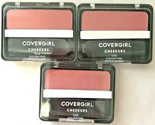 3 Covergirl Cheekers Blush 170 Golden Pink 12 oz