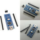 Carte Nano Compatible NANO V3.0 ATMEGA328P 16M 5V USB CH340G Non Soudée Board NF
