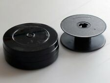 Standard 8mm / Regular 8mm plastic Spool and Can for cine camera use.