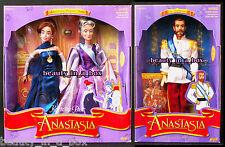 Anastasia Empress Marie Key to the Past Doll Together Czar Nicholas Galoob dbl