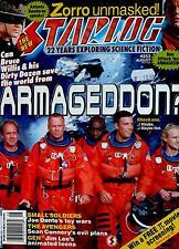 Rivista Starlog vol. 253-merce nuova-Vari Sci-Fi temi da Film & TV