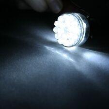 2x 24 SMD LED BA15D 335 Signal Light Bulb 6V Volt White for Vintage Old-timer