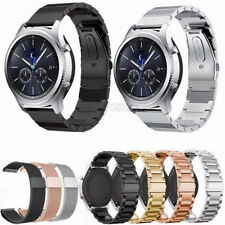 Magnetic Stainless Steel Band Strap For Samsung Galaxy Watch 46mm Gear S3 Gear 2