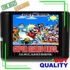 Super Mario Bros16 Bit Mega Drive Game Card For Sega Genesis NTSC System