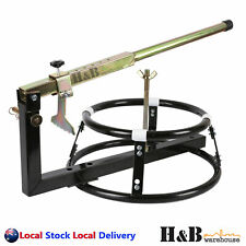 Motorcycle Wheel change Stand Tire Changer Tyre Changing Station Bead Breaker