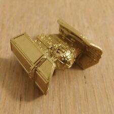 HASBRO Star Wars Micro Machines GOLD SERIES DARTH VADER'S TIE FIGHTER