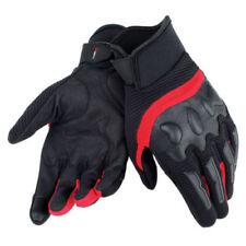 Gants noirs textiles Dainese pour motocyclette