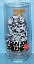 MEAN JOE GREENE Pittsburgh Steelers Glass Eat n Park Coca Cola Coke