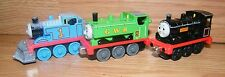 """Thomas & Friends """"Thomas, Duck & Donald"""" Magnetic Toy Trains Only **READ**"""