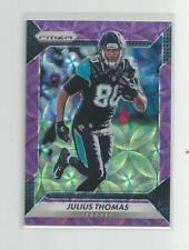 2016  Prizm  JULIUS THOMAS   Purple Scope Prizm  62/99