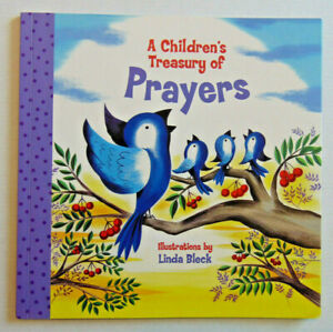 A Children's Treasury of Prayers Interfaith Multicultural Religious Picture Book