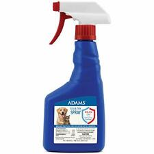 Adams Flea and Tick Spray for Cats Dogs, 16 Oz 16-Ounce