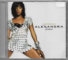 ALEXANDRA BURKE - Overcome - CD - Pop - R&B - 88697460232 - Europe