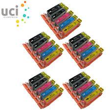 25 Cartuchos de tinta para Canon MP560 MP620 MP630 MP640 MP980 MP990 MX860 MX870