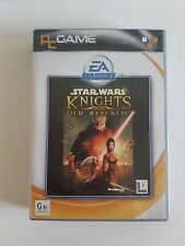 PC Game - Star Wars KNIGHTS OF THE OLD REPUBLIC - 5 Discs