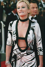 Patricia Kaas signed 8x12 inch photo autograph