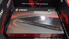 """MSI GT72 Dominator G-831 17.3"""" Core i7-6700HQ NVIDIA GTX 970M 3GDDR5 16GB 128SSD"""