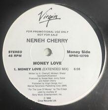 "Neneh Cherry - Money Love LP Single 1992 Virgin-Circa Records-PROMO Vinyl 12"""