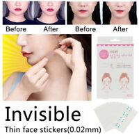 Hot Thin Face Stickers V face Shaping Invisible Facial Lift Safety Thin Stickers