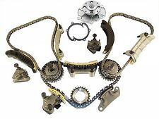 3.6L Timing Chain Kit w/ Water Pump 04-07 Buick Cadillac CTS SRX Suzuki DOHC 24V