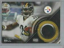 2015 Bowman #BR-LB, Le'Veon Bell  Relic Game Jersey Card