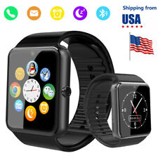 Bluetooth SmartWatch Remote Camera Call SMS Alerm Reminder For Android Cellphone