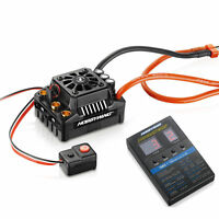 Hobbywing EzRun MAX8 V3 150A Brushless ESC Waterproof T-plug BEC for 1/8 RC Car