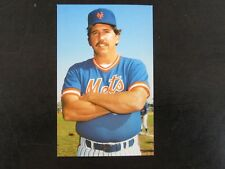 1985 Tcma New York Mets Davey Johnson Postcard