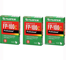Fujifilm Fuji FP-100C Instant Color Film 30 Sheets