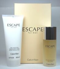 ESCAPE BY CALVIN KLEIN 2PCS GIFT SET FOR MEN NEW IN GIFT BOX