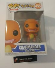 Funko Pop! Games 455 Pokemon Charmander Pop Vinyl Figure FU37603