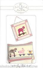 Pattern ~ JOY RIDE ~ by Bunny Hill Designs