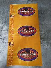 Survivor Thailand Chuay Jai Gold Merge Tribe Buff Season 5
