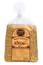 Amish Country Popcorn - 6 Lb Mushroom Kernels - Old Fashioned, Non GMO, Gluten