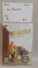 Le Havre by Aki Kaurismaki - Criterion Collection NEW Sealed DVD 0715