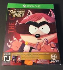 South Park The Fractured but Whole [ GOLD Edition STEELBOOK ] (XBOX ONE) NEW