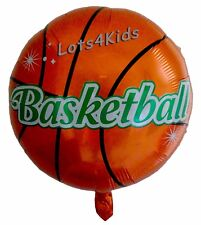 BASKETBALL SPORT PARTY FOIL BALLOON PARTY SUPPLIES DECORATION